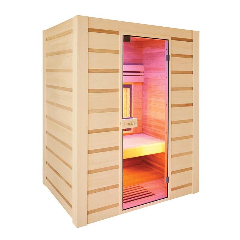 Sauna Infrarouge PureQuartz