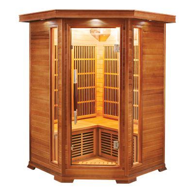 Sauna Infrarouge LUXE - 2/3 places