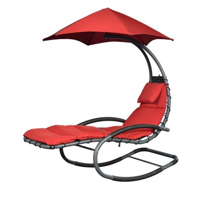 Chaise longue suspendue Nest Move