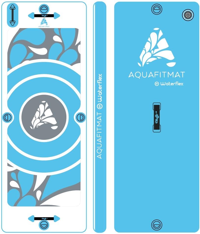 Tapis flottant Aquafitmat