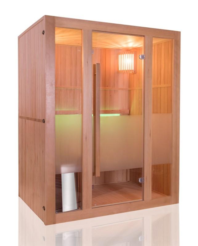 Sauna traditionnel ZEN PLUS - 3 places
