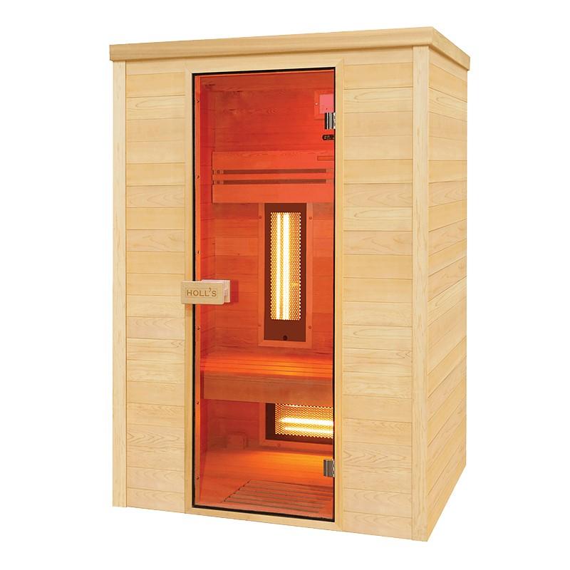 Sauna Infrarouge PureWave - Épicéa du Canada