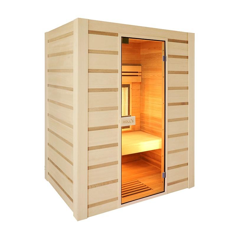 Sauna Infrarouge PureQuartz 2017