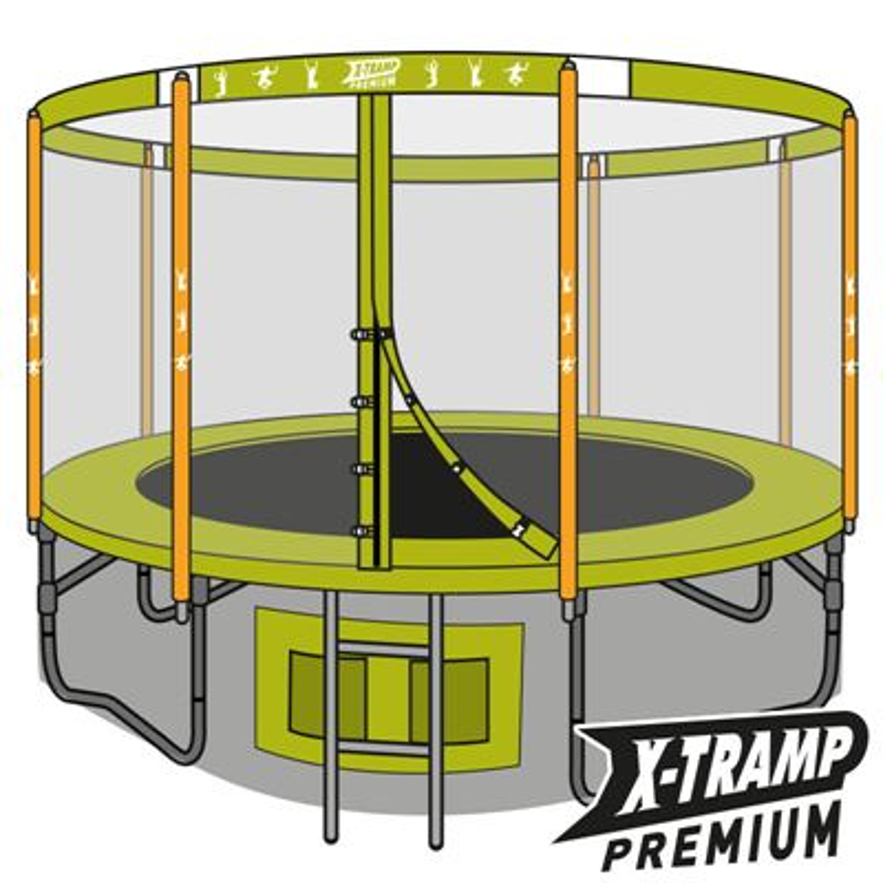 Trampoline X-Tramp Premium
