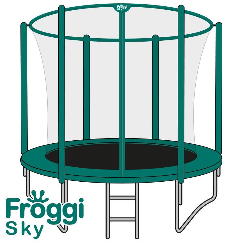 Trampoline Froggi Sky
