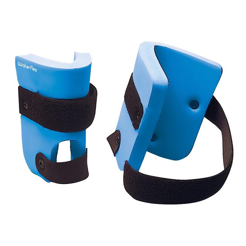 Chevillères d'aquaboxing (par paire) - Coloris Bleu