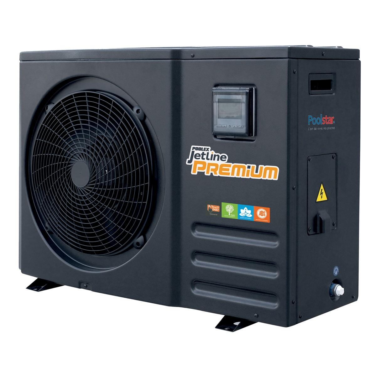 Pompe à chaleur Poolex Jetline Premium WiFi