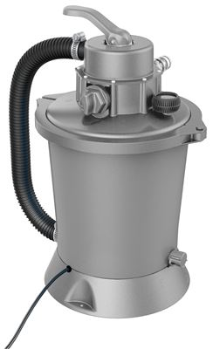 Groupe de filtration 3m3/h (Filtre + Pompe de circulation)