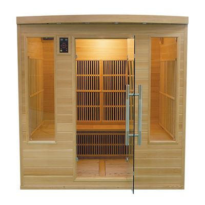 Sauna Infrarouge APOLLON Club - 4/5 places