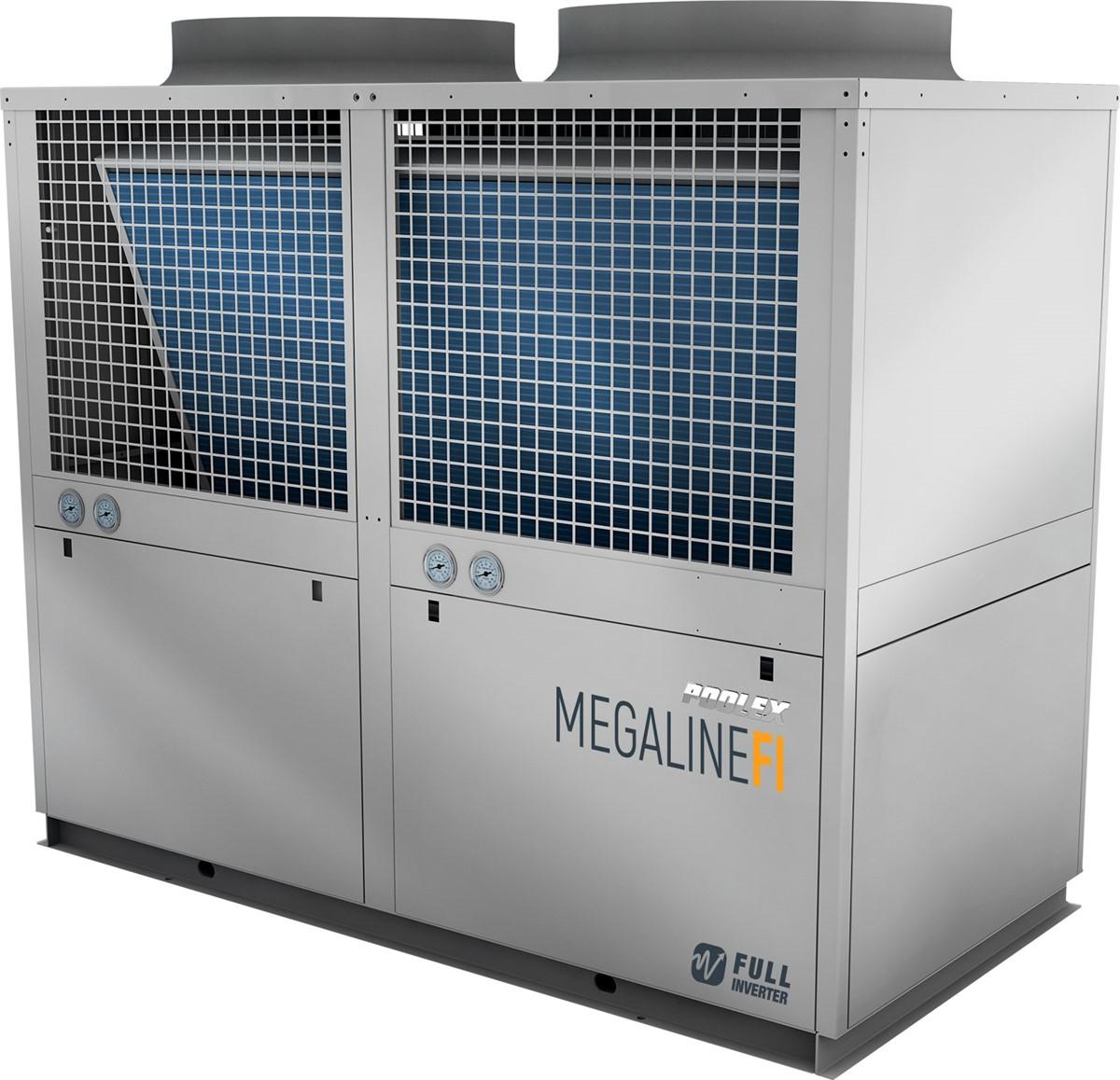 Pompe à chaleur Poolex Megaline Fi